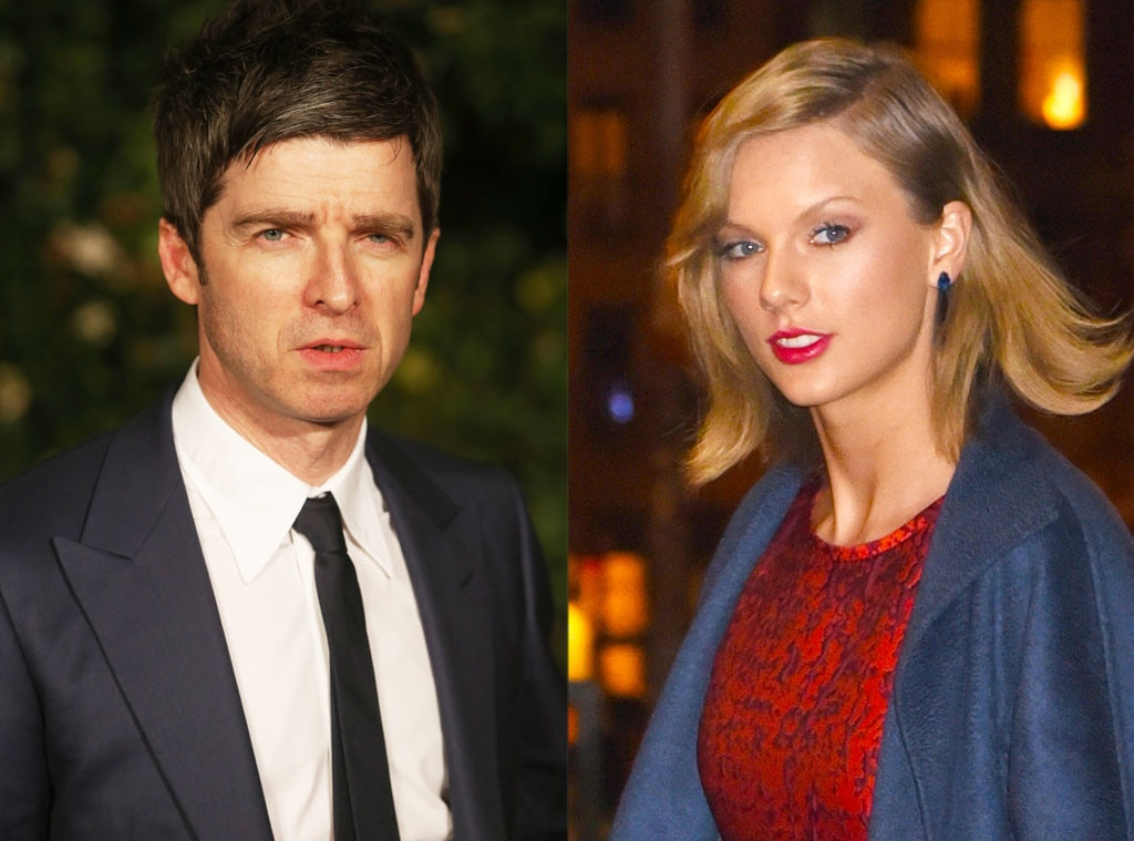 Noel Gallagher, Taylor Swift