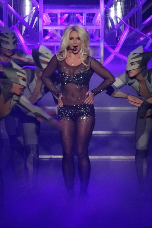 Britney Spears, Las Vegas