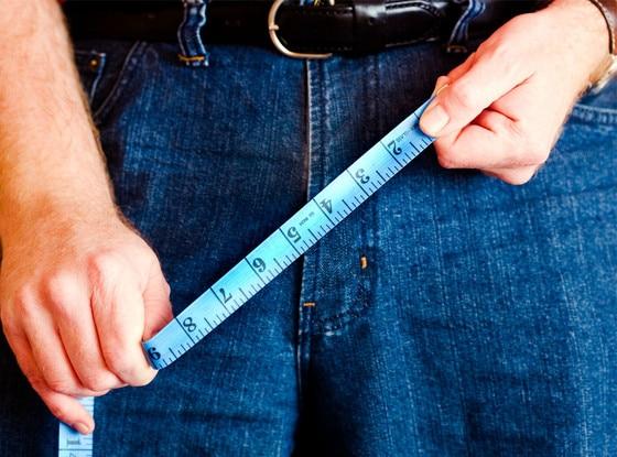 Measuring Tape, Penis Length