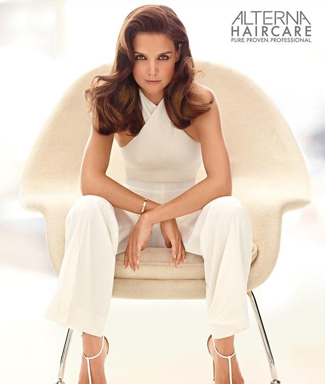 Katie Holmes, Alterna Haircare