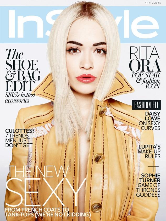 Rita Ora, InStyle UK