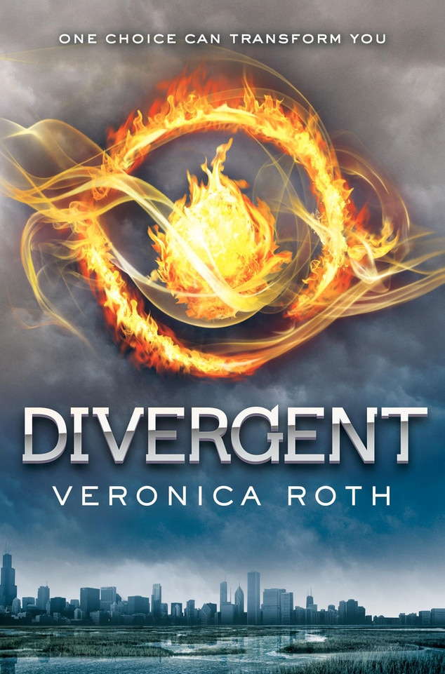 Divergent, Book