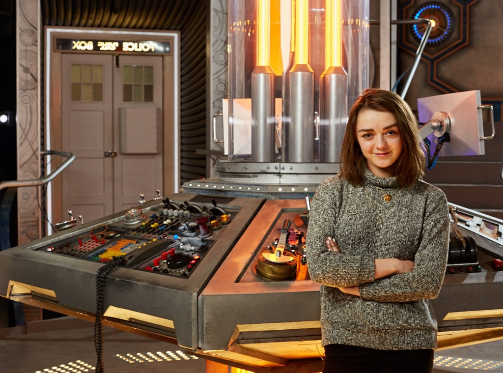 Maisie Williams, Dr. Who