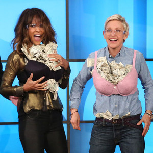 Halle Berry, Ellen DeGeneres