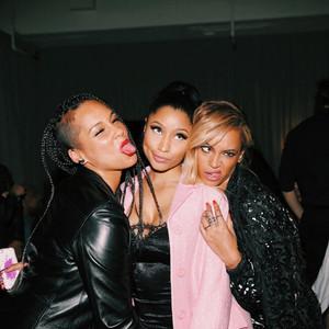 Alicia Keys, Nicki Minaj, Beyonce
