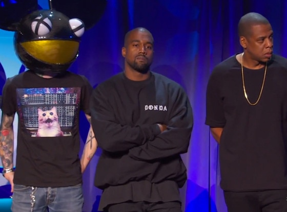 Kanye West, Tidal Launch
