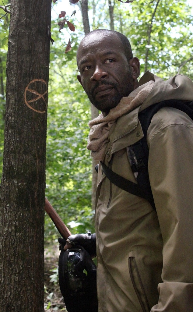 Lennie James, Walking Dead