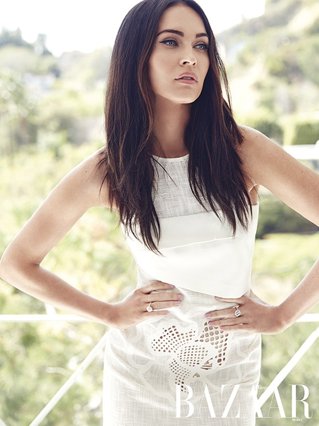 Megan Fox, Harper's Bazaar Arabia