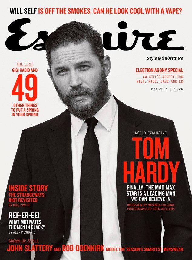 Tom Hardy, Esquire
