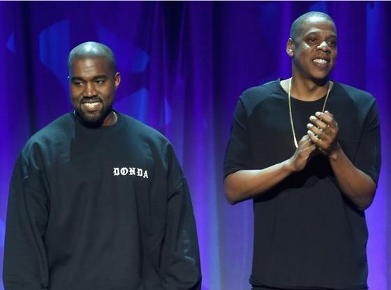 Jay Z, Kanye West