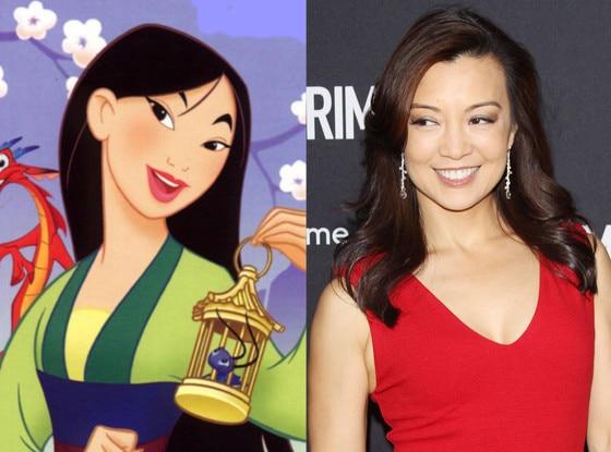 Mulan, Ming Na Wen