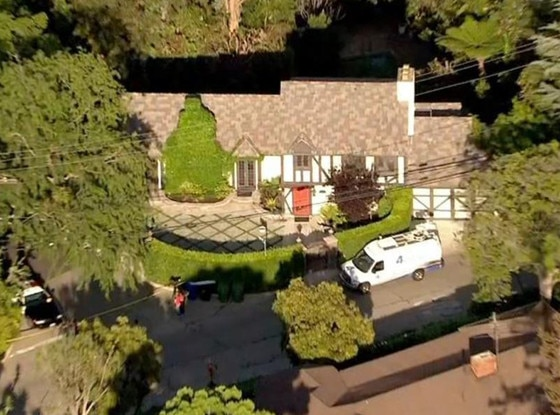 Andrew Getty House