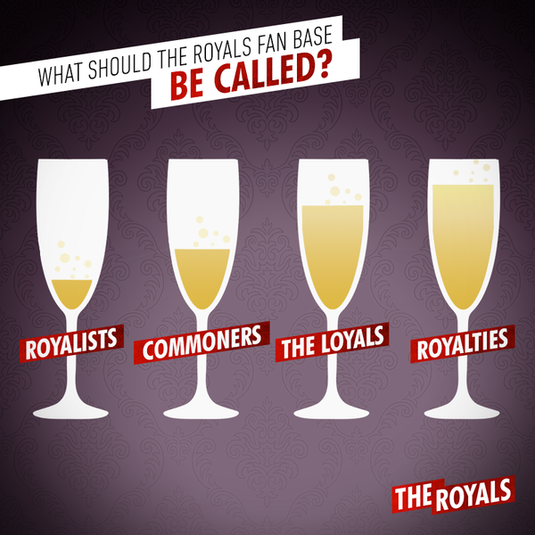 The Royals Fan Name