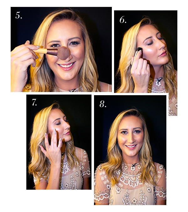 ESC, Contouring with Carly Christman 5-8