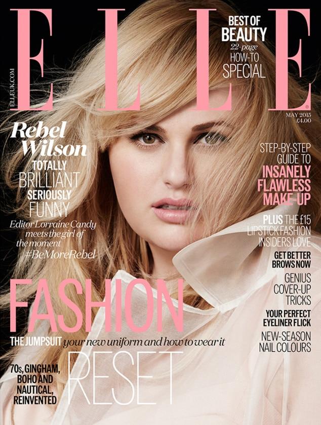 Rebel Wilson, Elle UK