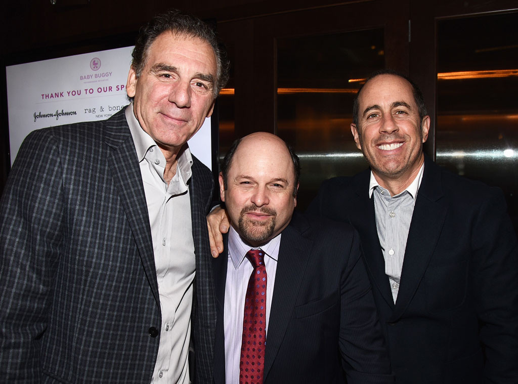 Seinfeld Reunion, Michael Richards, Jason Alexander, Jerry Seinfeld