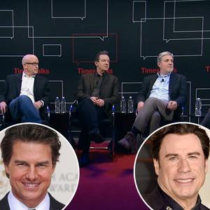 TimesTalk, Tom Cruise, John Travolta
