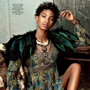 Willow Smith, CR Fashion Book Issue 6