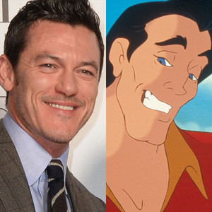 Luke Evans, Gaston, Beauty and the Beast
