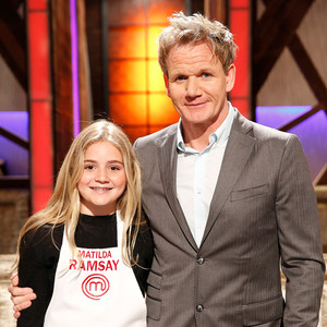 Gordon Ramsay, Matilda Ramsay, Masterchef Junior