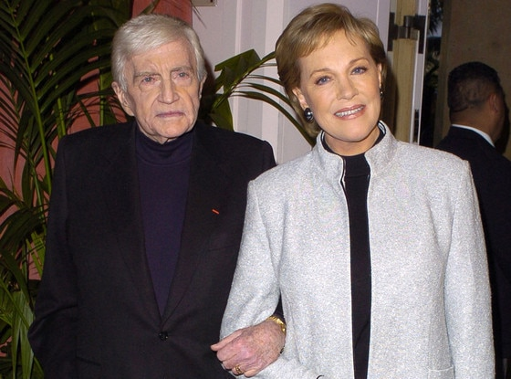 julie andrews and blake edwards relationship