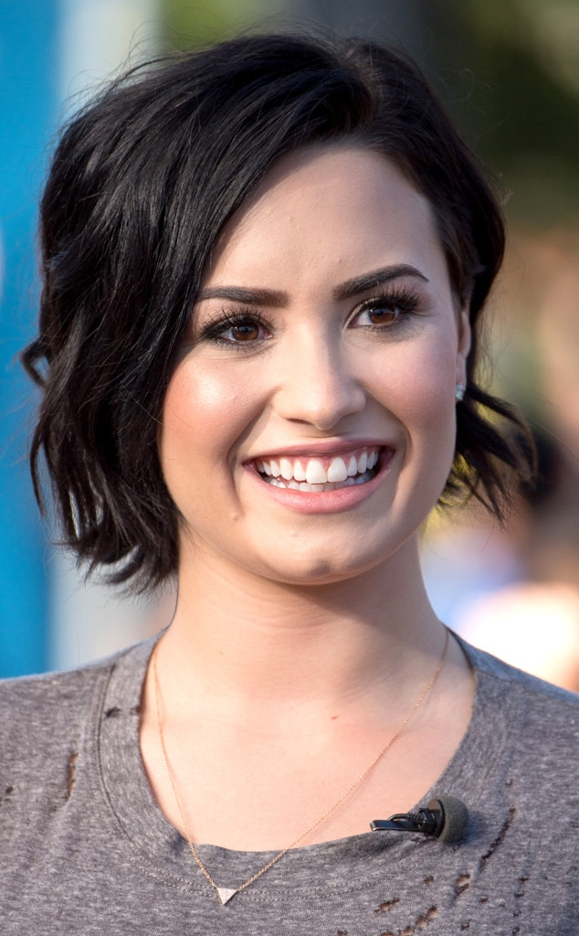 Demi Lovato Celebrates Three Years of Sobriety, Says She Wouldn't ...