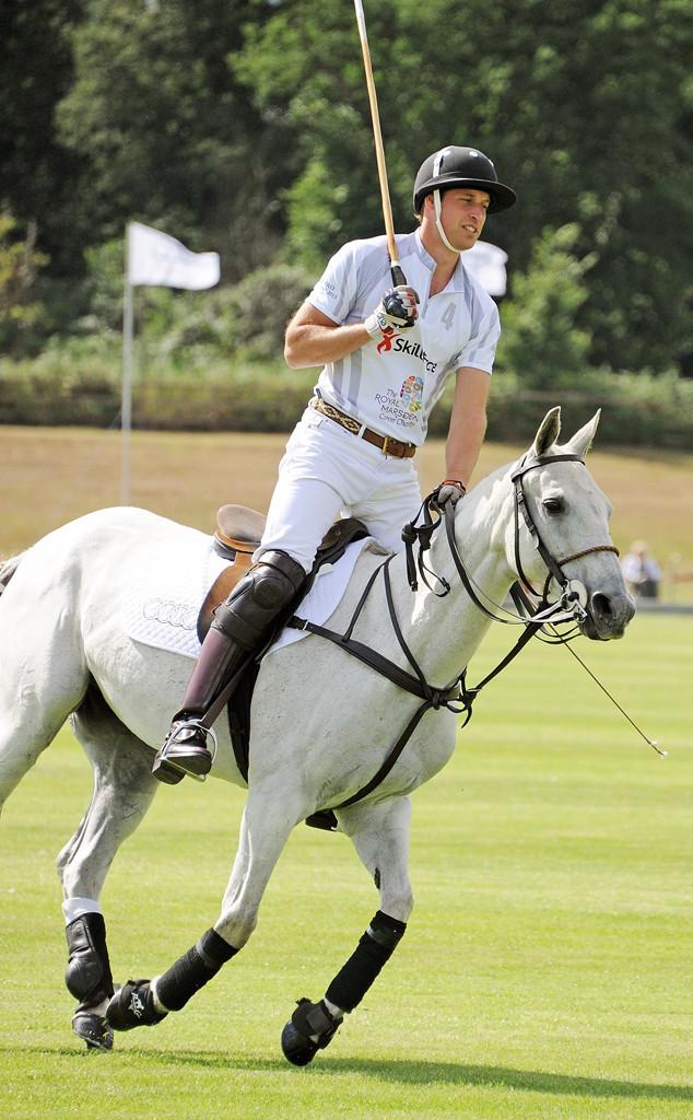 Prince William, Hottest Royals