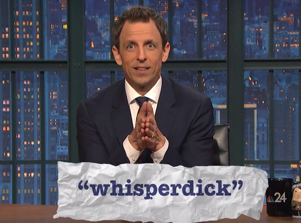 Seth Meyers, Late Night With Seth Meyers