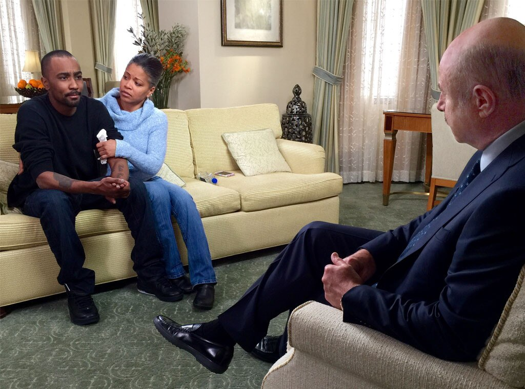 Dr. Phil, Nick Gordon, Bobbi Kristina