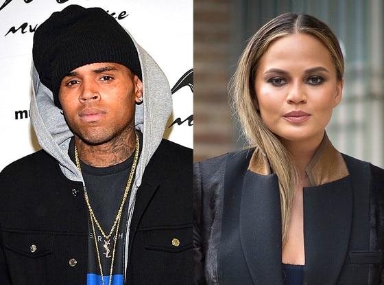 Chris Brown, Chrissy Teigen