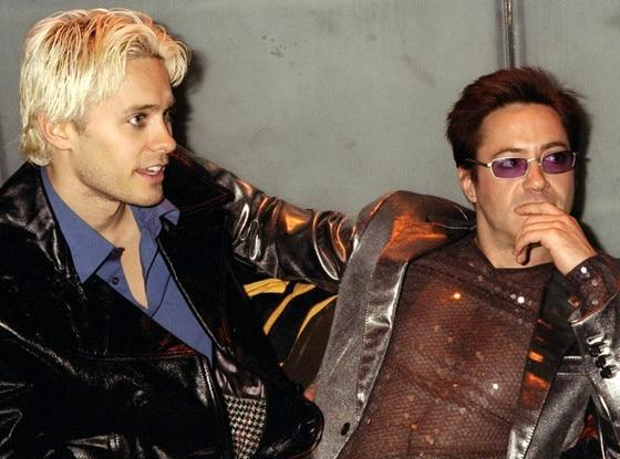 Jared Leto, Robert Downey Jr.