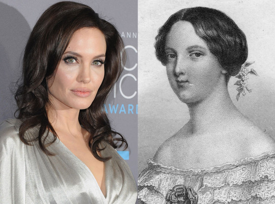 Celebs Related to Royals, Angelina Jolie, Marie Duchess of Brabant