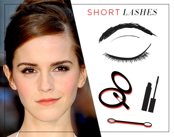 Tricks to Lengthen Short, Sparse or Straight Eyelash Types | E! News