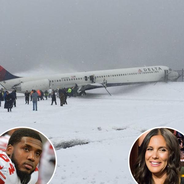Delta Plane Crash, Larry Donnell, Jaime Primak Sullivan