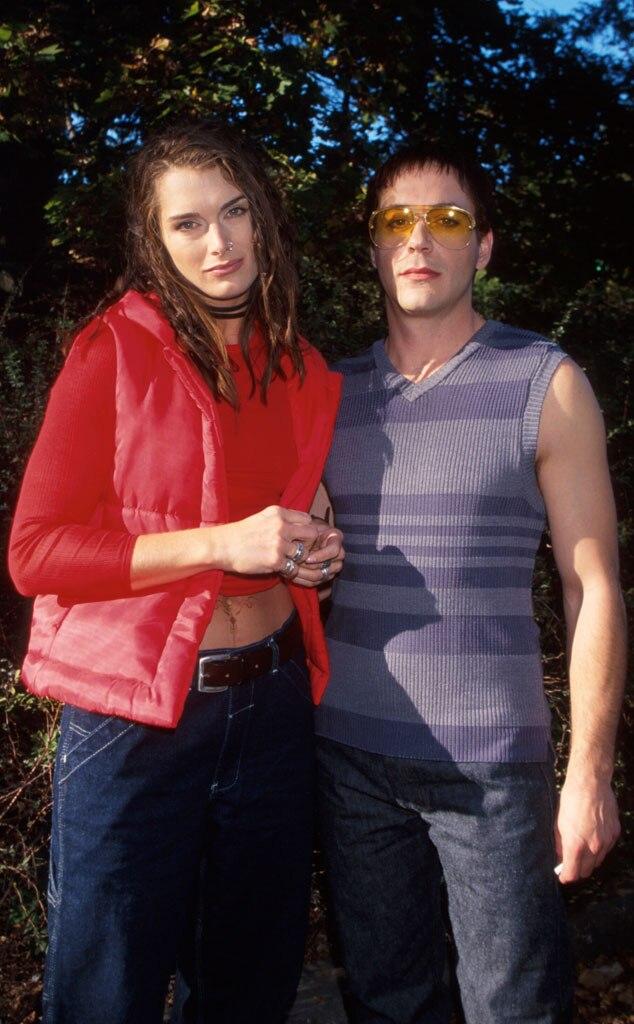 Brooke Shields, Robert Downey Jr