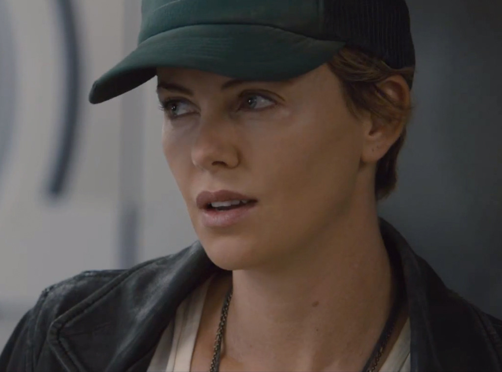 Charlize Theron, Dark Places