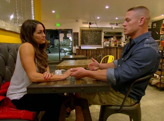 Nikki Bella, John Cena, Total Divas