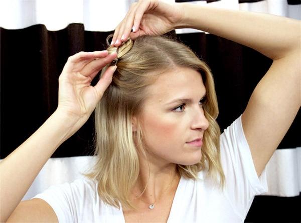 ESC Bent Hair Tutorial Images