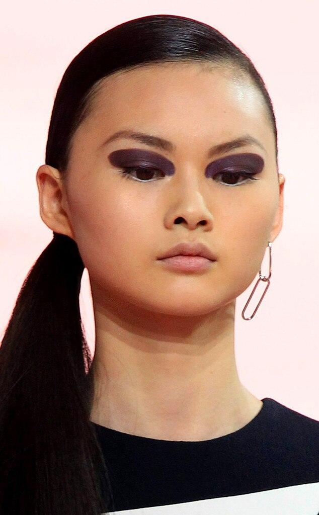 Christian Dior PFW, Eyeliner