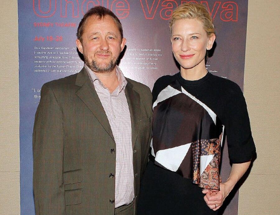 Andrew Upton, Cate Blanchett