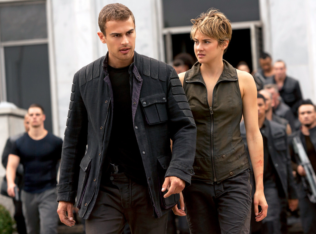 The Divergent Series: Insurgent, Shailene Woodley, Theo James
