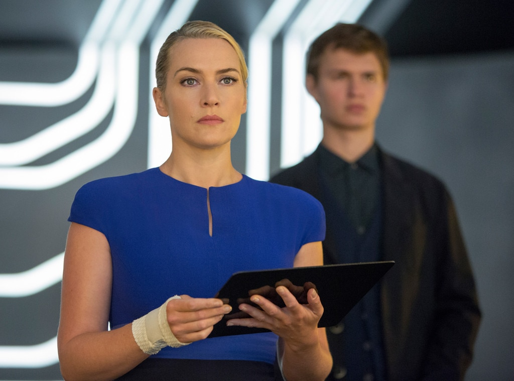 The Divergent Series: Insurgent, Ansel Elgort, Kate Winslet