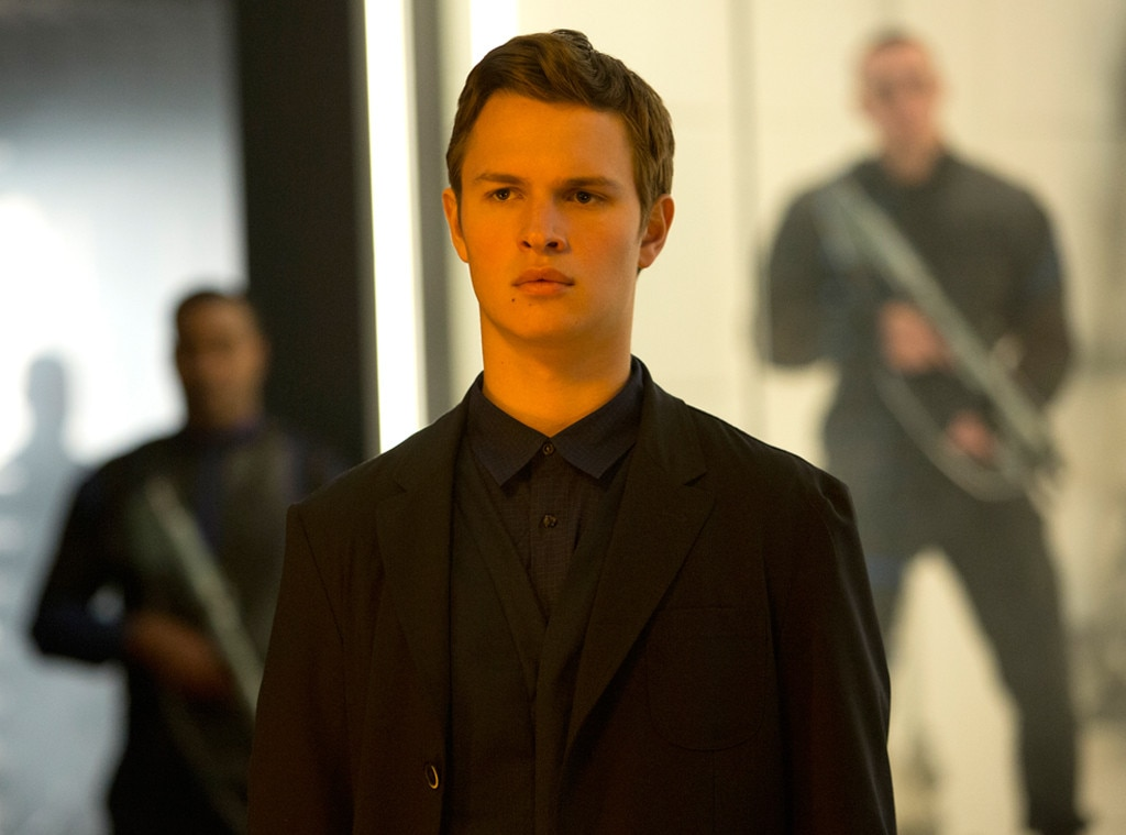 The Divergent Series: Insurgent, Ansel Elgort