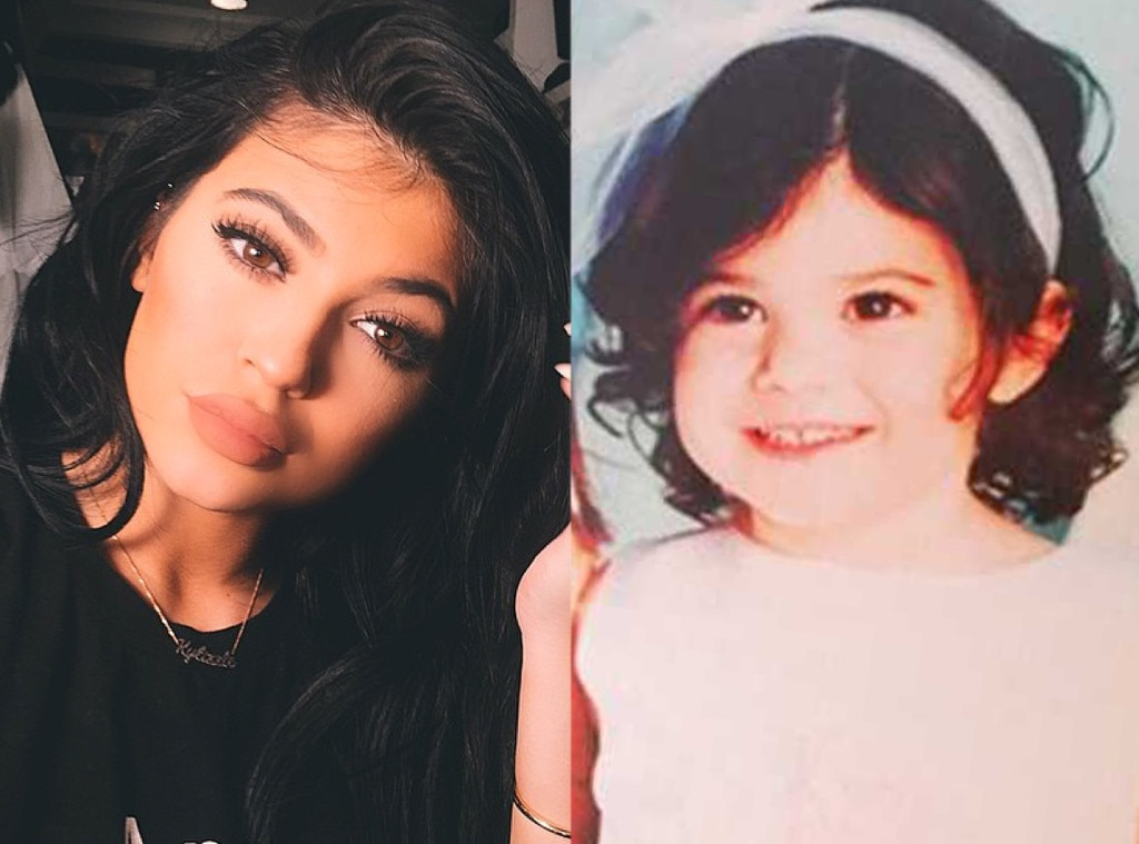 Kylie Jenner, Now and Then