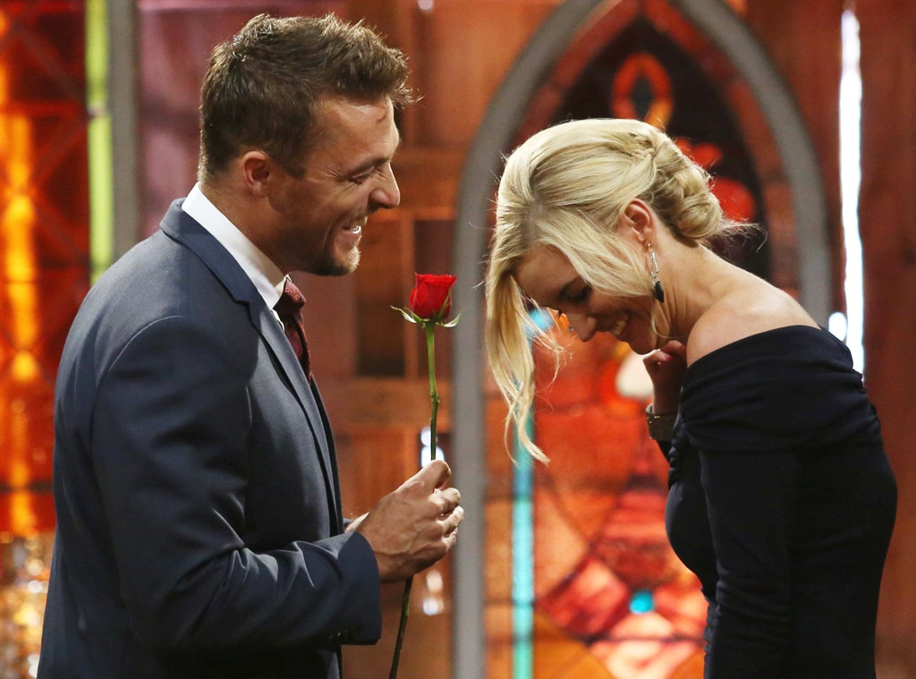 Chris Soules, Whitney Bischoff, Bachelor