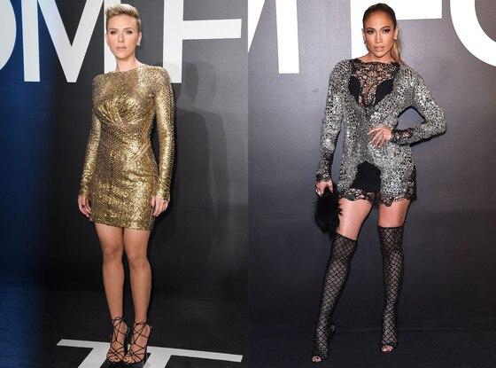 Who Wore It Better, Scarlett Johansson, Jennifer Lopez