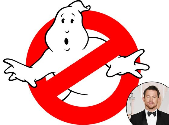 Ghostbusters, Channing Tatum