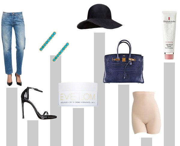 ESC, Pillars of Celebrity Fashion Graphic