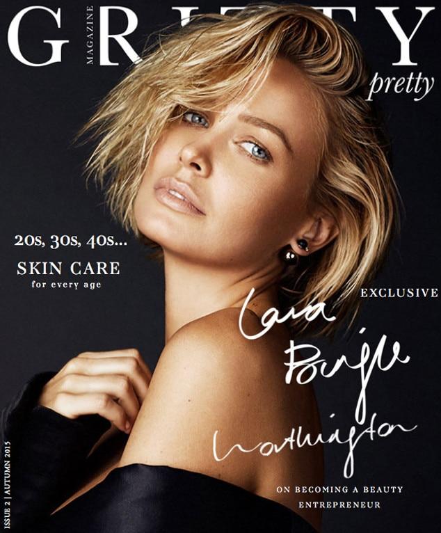 Lara Bingle, Gritty Pretty Magazine