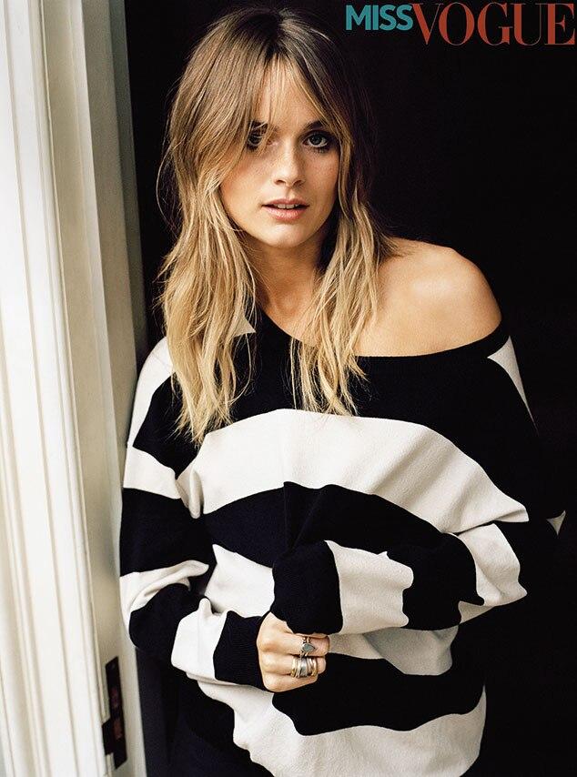 Cressida Bonas, Miss Vogue